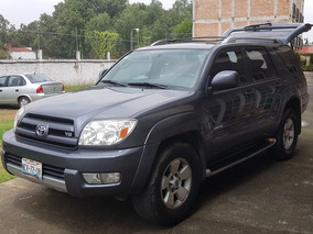 Toyota 4runner Limited Aa Ee Ba Abs Piel Qc At 2004