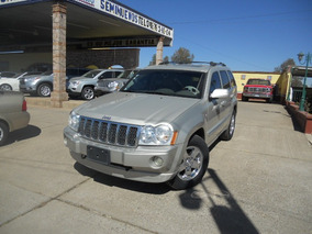 Jeep Grand Cherokee 2007 Overland 4x4 Mt