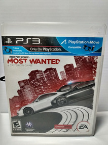 Jogo De Ps3 Need For Speed Most Wanted