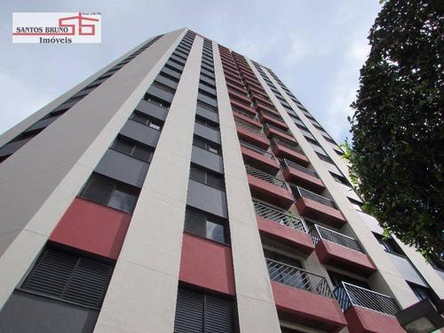 Apartamento Com 3 Dormitórios À Venda, 62 M² Por R$ 450.000,00 - Freguesia Do Ó - São Paulo/sp - Ap0360