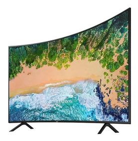 Pantalla Samsung 55 Un55nu7300 Curva 4k Smart Tv 2018