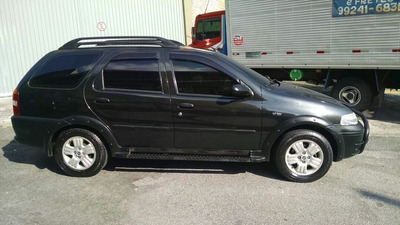 Fiat Palio Adventure 1.6 16v Preta