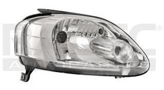 Faro Volkswagen Lupo 2004-2005-2006-2007-2008-2009 Un As