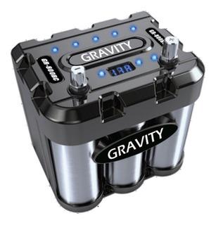 Nuevo Gravity 600 Amp Car Batería Capacitor Gr-600bc