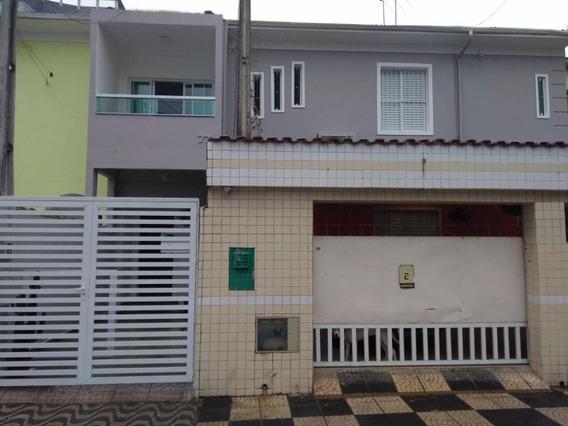 Sobrado Em Campo Grande, Santos/sp De 98m² 2 Quartos À Venda Por R$ 583.000,00 - So314469