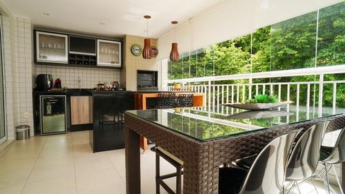 Imagem 1 de 30 de Apartamento À Venda, 141 M² Por R$ 1.385.000,00 - Mooca - São Paulo/sp - Ap5374