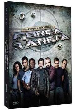 Força Tarefa - Box Com 3 Dvds