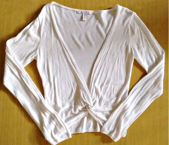 Saco O Sweater Con Nudo Anudado Kosiuko - Media Estacion
