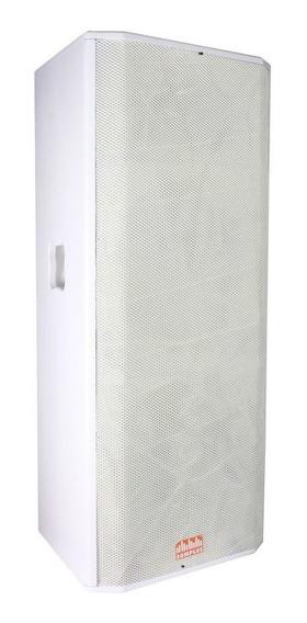 Caixa Passiva Somplus Branca 2x15 Polegadas 400w Sp2152vias