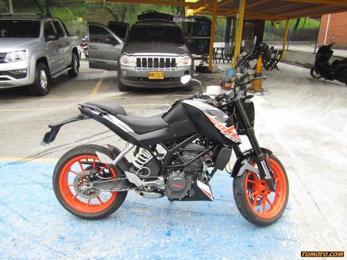 Motos Ktm 200 Duke
