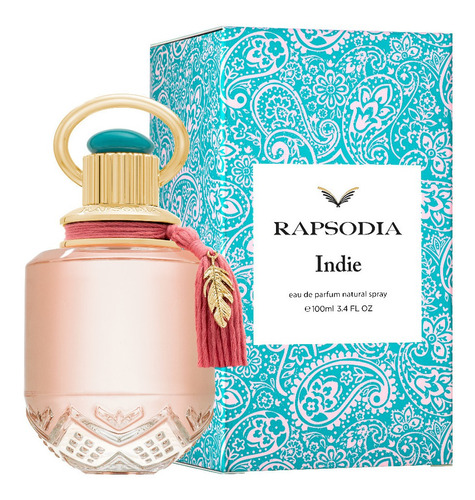 Imagen 1 de 3 de Perfume Rapsodia Indie Edp X100 Ml