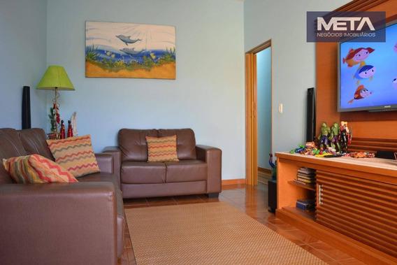 Casa Com 3 Dormitórios À Venda, 154 M² Por R$ 489.000,00 - Magalhães Bastos - Rio De Janeiro/rj - Ca0001