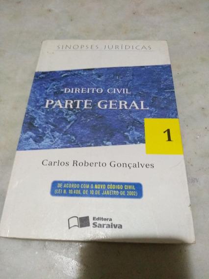Direito Civil Parte Geral 1 Carlos Roberto Gonçalves