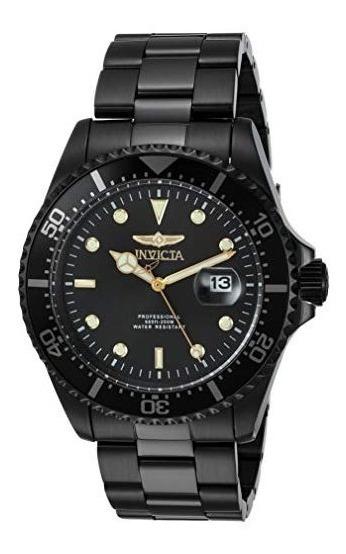Relógio Invicta Preto (design Rolex) Pro Diver 23402