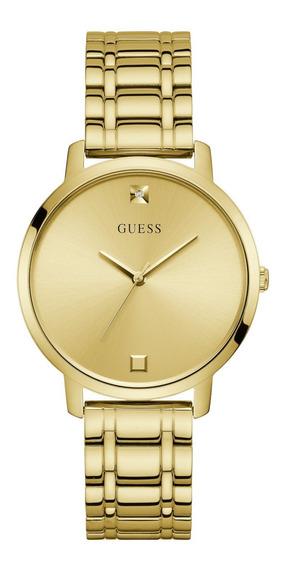 Relógio Guess Feminino W1313l2 Com Cristal