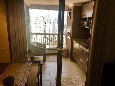 Apartamento Com 2 Dormitórios À Venda, 57 M² Por R$ 558.000 - Vila Gumercindo - São Paulo/sp - Ap0826
