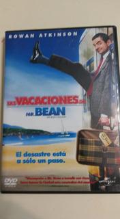 Pelicula Dvd Las Vacaciones De Mr Bean