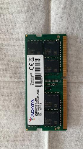 Imagem 1 de 2 de Memória Ram Premier Series 1x32gb Adata Ad4s2666732g19-sgn