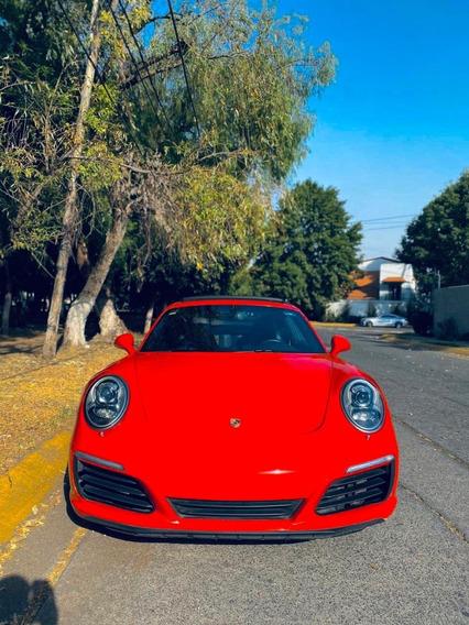 Porsche 911 Carrera S 2017