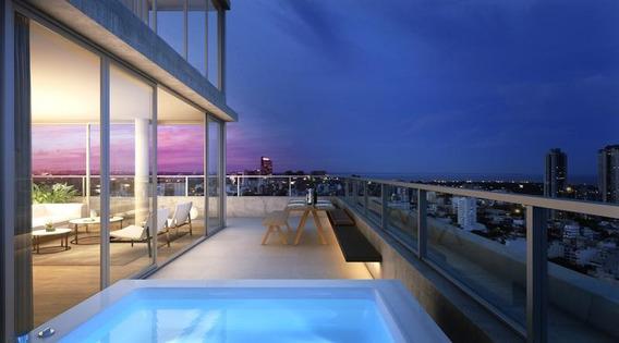 Penthouse En Venta Con Increíble Vista En Torre Mirabilia Belgrano