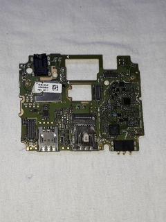 Placa Principal Motorola Moto G5 Xt1672 Não Liga