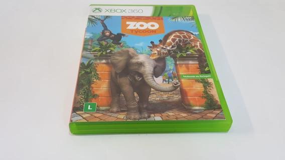 Zoo Tycoon - Xbox 360 - Original - Mídia Física