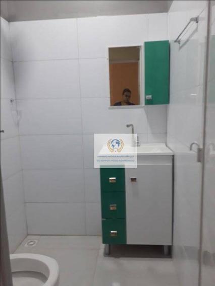 Kitnet Com 1 Dormitório Para Alugar, 20 M² Por R$ 1.200/mês - Cidade Universitária - Campinas/sp - Kn0083