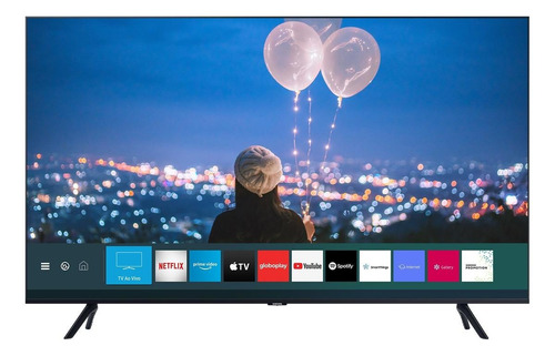 Smart TV Samsung UN50TU8000GXZD LED 4K 50""