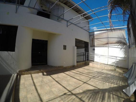 Salão Para Alugar, 350 M² Por R$ 3.000/mês - Jardim São Paulo - Americana/sp - Sl0184