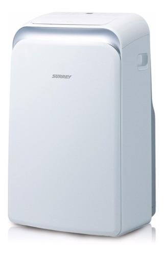 Aire acondicionado Surrey Portátil Uno frío/calor 3000 frigorías blanco 220V 551IDQ1201