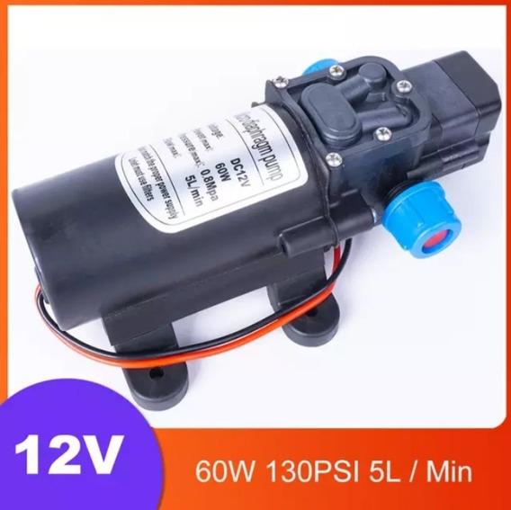 Bomba De Água 12 Volts 60w