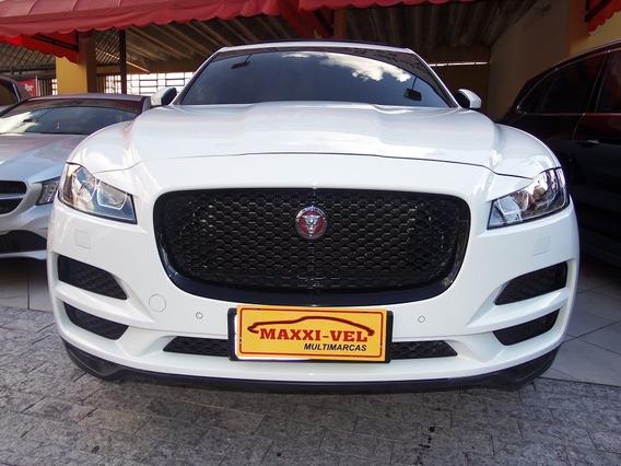 Jaguar F-pace 2.0d Prestige 4wd 2017