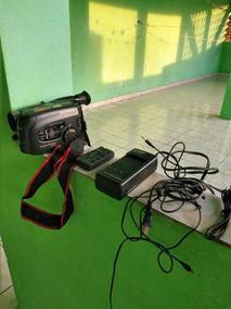 Camera Filmadora Gradiente Vhs Gcp 165cr