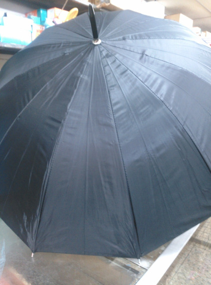 Paraguas De Bastony De Caretra Grande Automatico Mayor Detal