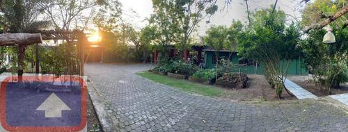 Chácara Com 8.300 M², Casa 450 M², 5 Dormitórios, 4 Vagas, Porto Novo  30 Min Município São Sebastião/sp  - 16167