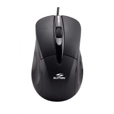 Mouse Óptico Com Fio Mo1304 - Cód 5151 Sumay 10 Und