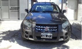 Fiat Strada Adventure C/ext 1.6 Gnc