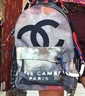 8e5cf5f27 Mochila Chanel Graffiti Destroyed Original Pronta Entrega - R$ 1.099,99 em  Mercado Livre