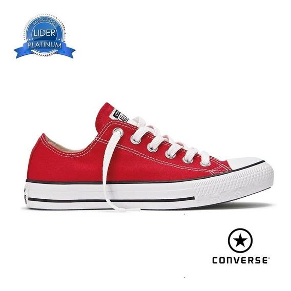 Zapatillas Converse Lona Originales Nuevas 156993c Mujer