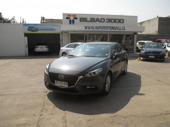 Mazda 3 Sedan S Mt 1.6 2017