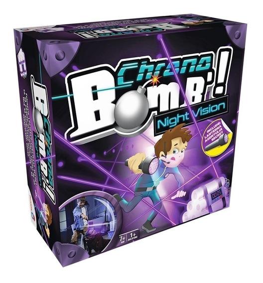 Chrono Bomb Night Vision Desactiva La Bomba Original Tv
