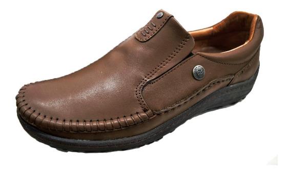 Zapatos Ringo Flex Confort Cuero Mod. Titanium Calzados Susy