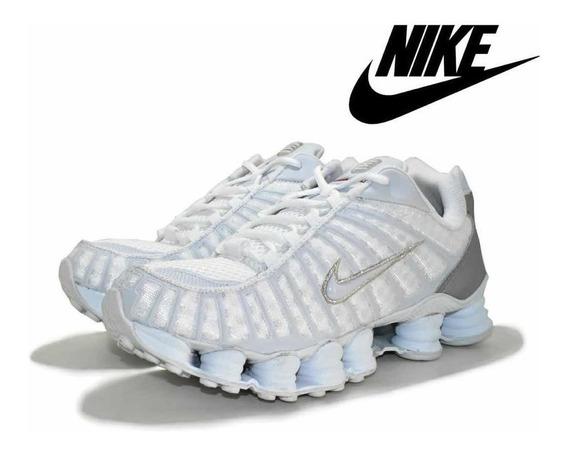 Tênis Nike 12 Molas Importado Envio Com 24 Horas