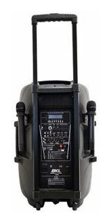 Bafle Recargable Marca Bkl 15 Pj-152go Usb/bt Amplificado