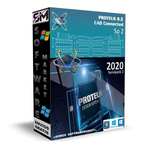 Proteus 8.9 En Español - Simulador Electronico + Arduino