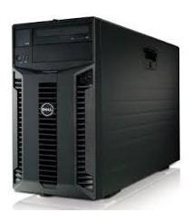 Servidor Dell T410, Duas Cpu Xeon, Ram 16gb 500gb 15000 Rpm