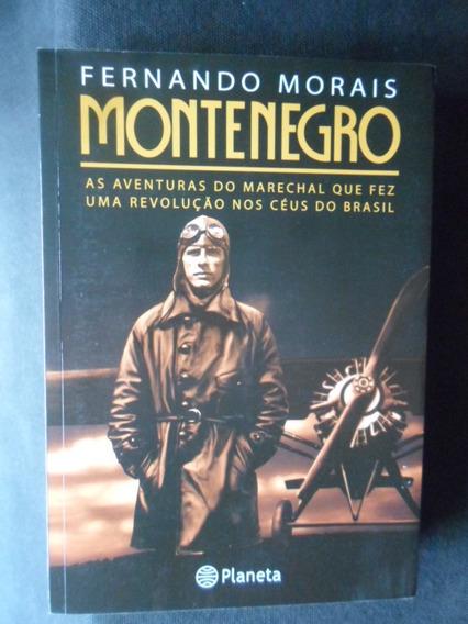 Livro Montenegro