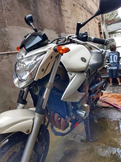 Yamaha Xj6n Branca 2010