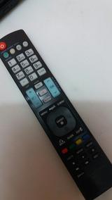 Controle Remoto Tv Lcd Led Lg 42lm6400 3d Smart