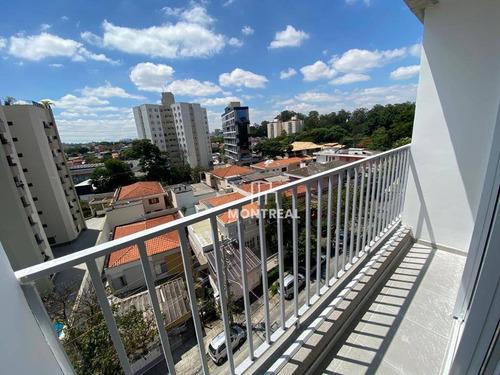 Imagem 1 de 24 de Apartamento À Venda, 51 M² Por R$ 461.000,00 - Vila Yara - São Paulo/sp - Ap2035